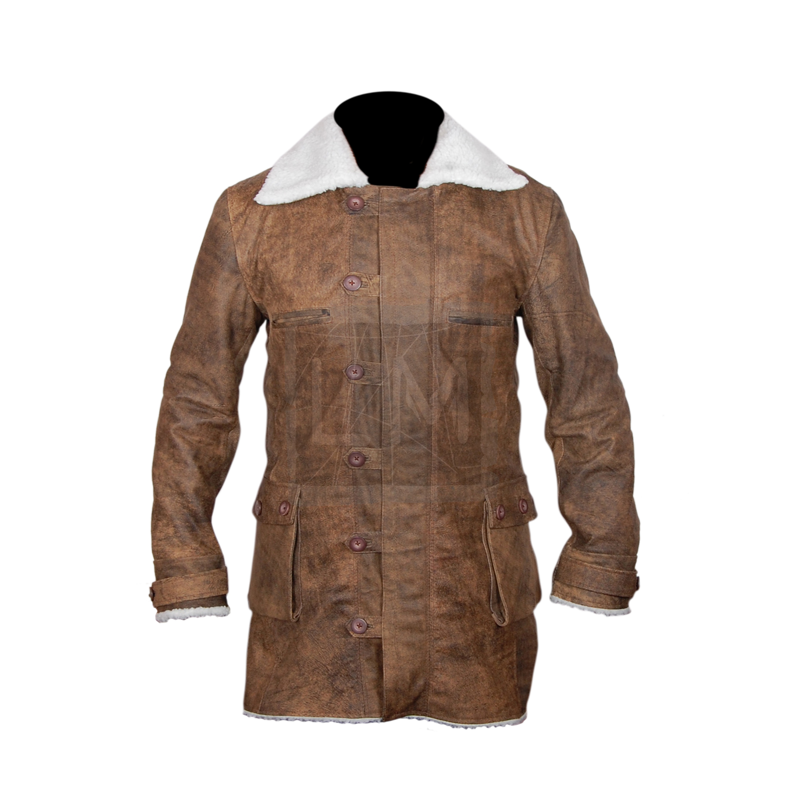 New Bane Coat Disstressed 1