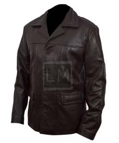 24 Kiefer Sutherland Jack Bauer Brown Genuine Leather Jacket