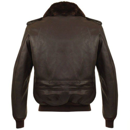 A2 Bomber Flight Genuine Real Leather Jacket