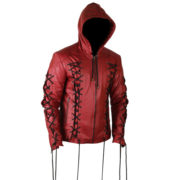 Arsenal-Red-Leather-Jacket-Hooded-3.jpg