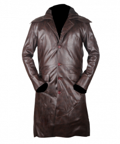 Assassins Syndicate Jacob Frye Long Trench Coat