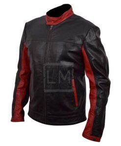 Batman Dark Knight Genuine Leather Jacket