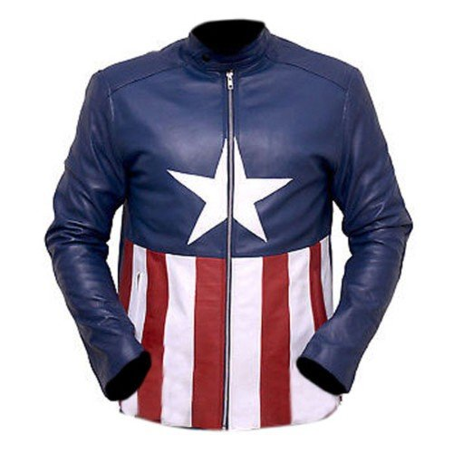 Bon jovi leather jacket