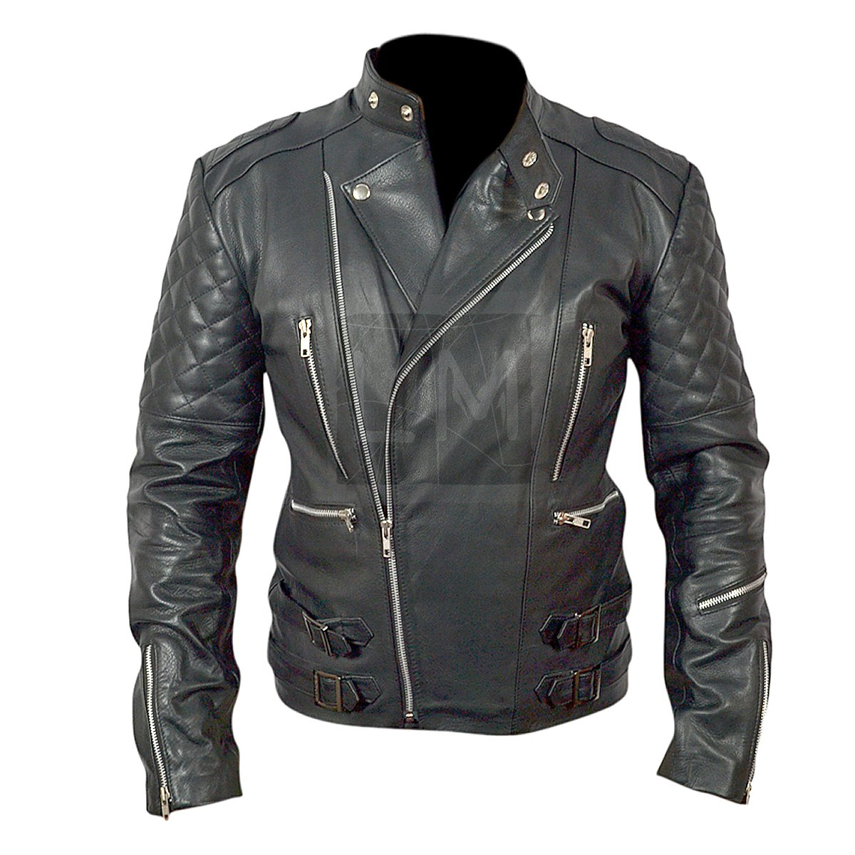 Shop Wilsons Leather for men's leather motorcycle jackets and more. Get high quality men's leather motorcycle jackets at exceptional values.