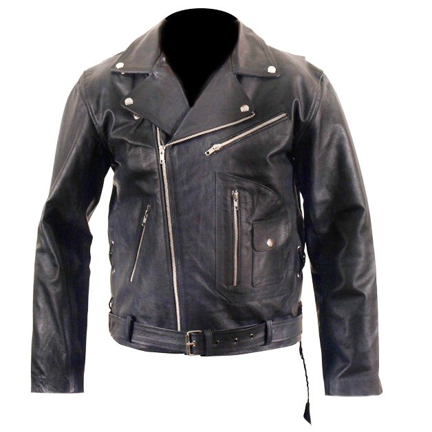 Marlon brando leather jacket