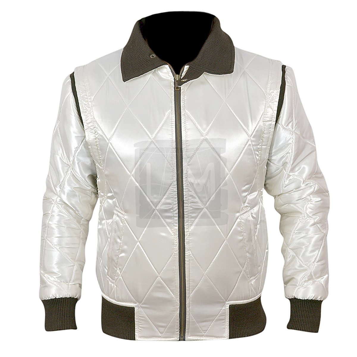 Drive leather jacket