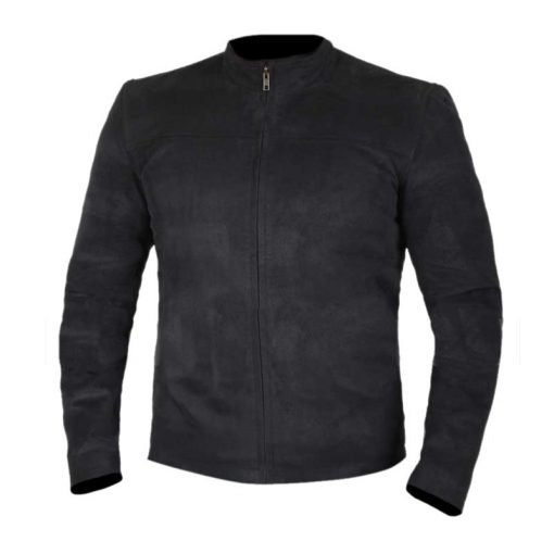 Mission Impossible 6 Fall Out Ethan Hunt Genuine Suede Leather Jacket