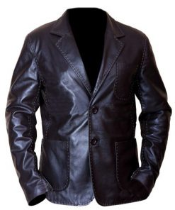 Fast And Furious 7 Jason Statham Handmade Leather Jacket