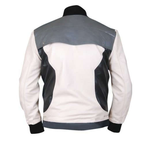 Ferris Bueller's Day Off Matthew Broderick Genuine Real Leather Jacket