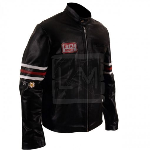 House MD Genuine Black Leather Jacket