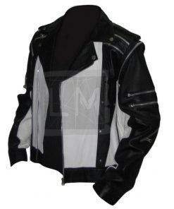 Michael Jackson Pepsi Genuine Leather Jacket