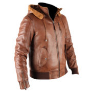 Mens-Safari-Tan-Hooded-Genuine-Leather-Jacket-with-Fur-Lining-4.jpg