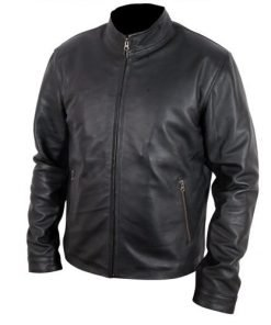 Minority Report Tom Cruise Genuine Leather Jacket
