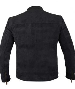 Mission Impossible 6 Fall Out Genuine Leather Jacket