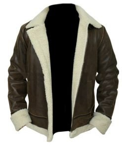 Mummy 3 Tomb of The Dragon Emperor Cowhide Leather Jacket