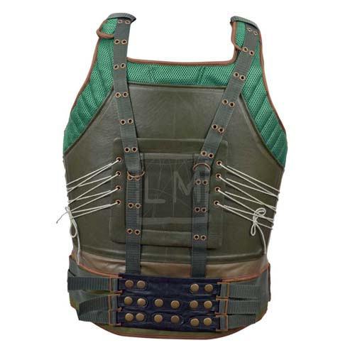 Batman Dark Knight Rises Banes Genuine Leather Vest