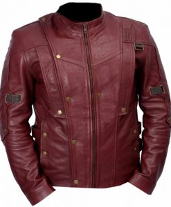 New Guardians Of The Galaxy Leather Jacket