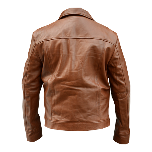 Once Upon A Time In Hollywood Genuine Leather Jacket