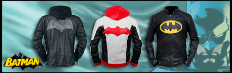 Batman jackets