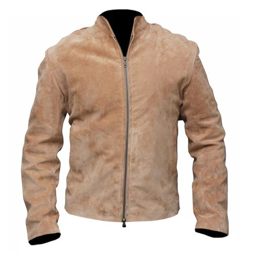 Spectre James Bond Morocco Suede Leather Jacket 1-New