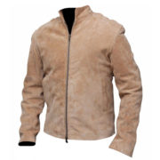 Spectre James Bond Morocco Suede Leather Jacket 2-New