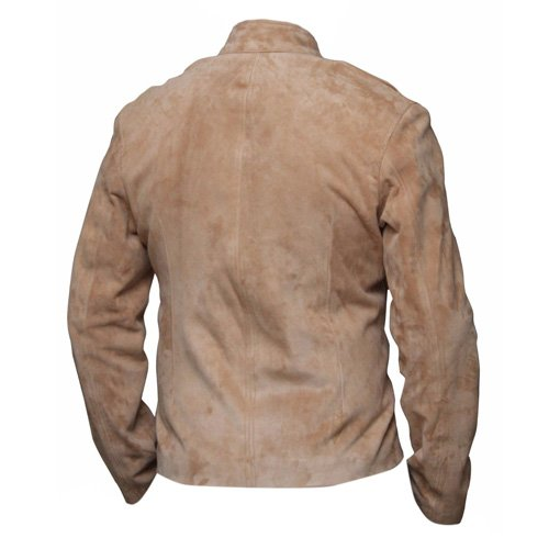 Spectre James Bond Morocco Suede Leather Jacket