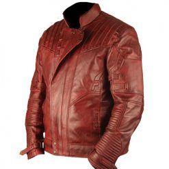 Star Lord Genuine Leather Jacket Waxed 3