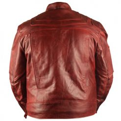 Star Lord Genuine Leather Jacket Waxed 4