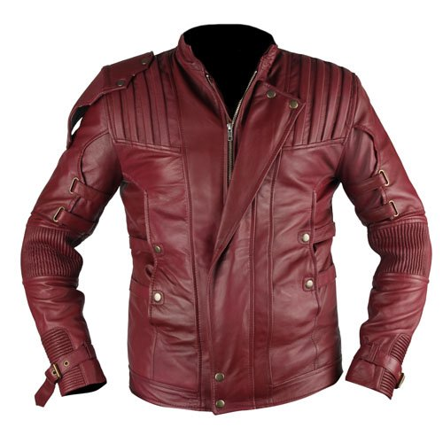 Star Lord Guardians Of The Galaxy 2 Faux Leather Jacket