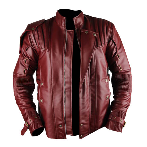 Star Lord Guardians Of The Galaxy 2 Leather Jacket