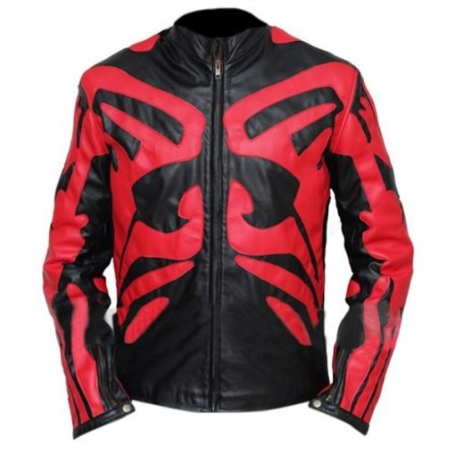 Star Wars Darth Maul Faux Leather Jacket