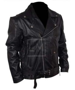 Terminator 2 Genuine Leather Jacket