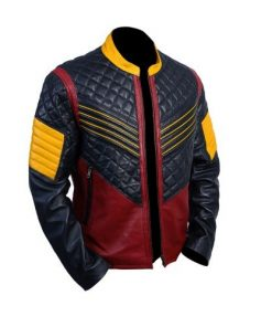The Flash Vibe Cisco Ramon Genuine Real Leather Jacket
