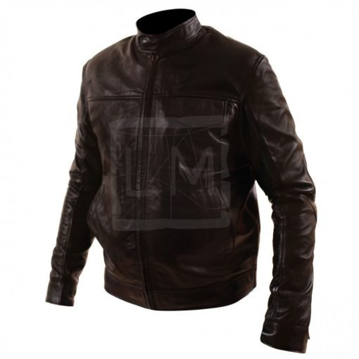 Transformers 3 Black Leather Jacket