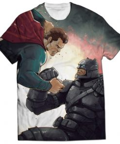 batman v superman all over printed t-shirt (2)