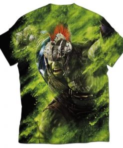 hulk all over printed t-shirt _