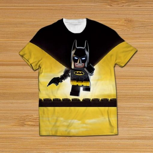 the lego batman all over printed t-shirt