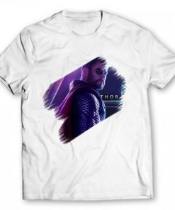 thor printed graphic t-shirt
